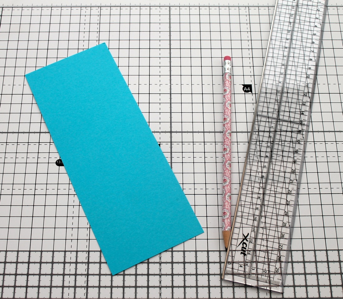 Step 1 – Perfect Post-It Notes Holder