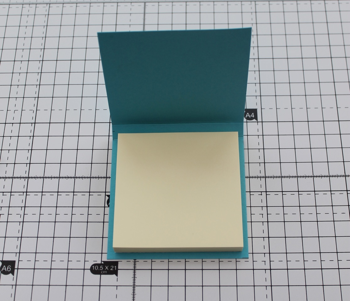 Step 3 – Perfect Post-It Notes Holder