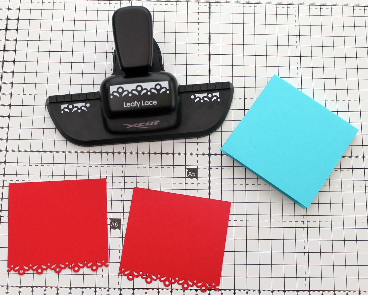 Step 4 – Perfect Post-It Notes Holder