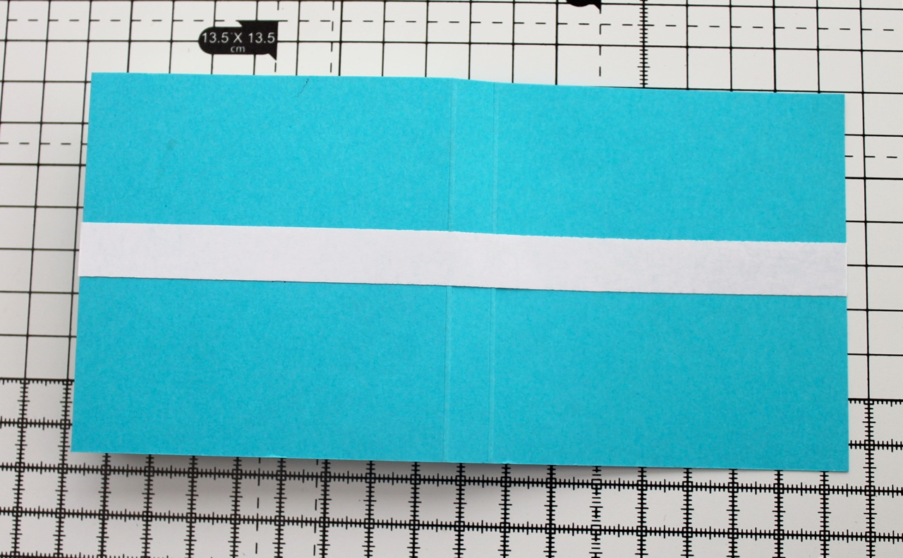 Step 6 – Perfect Post-It Notes Holder