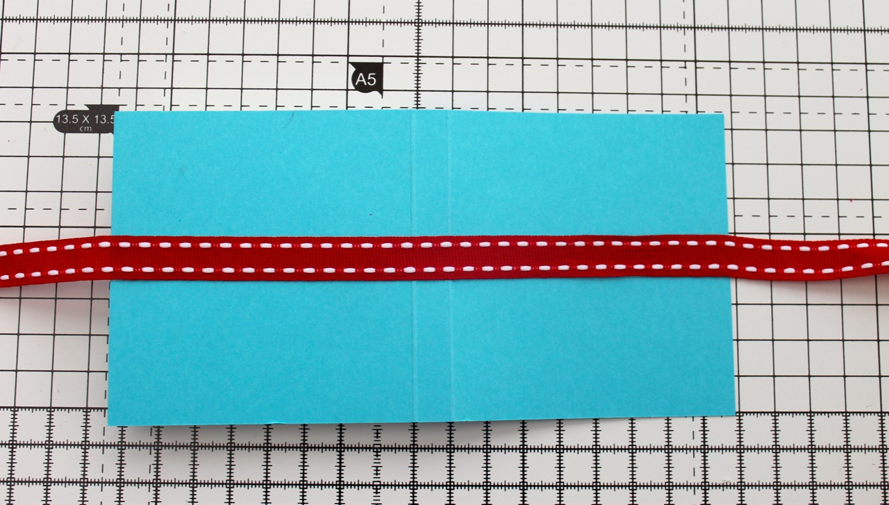 Step 7 – Perfect Post-It Notes Holder