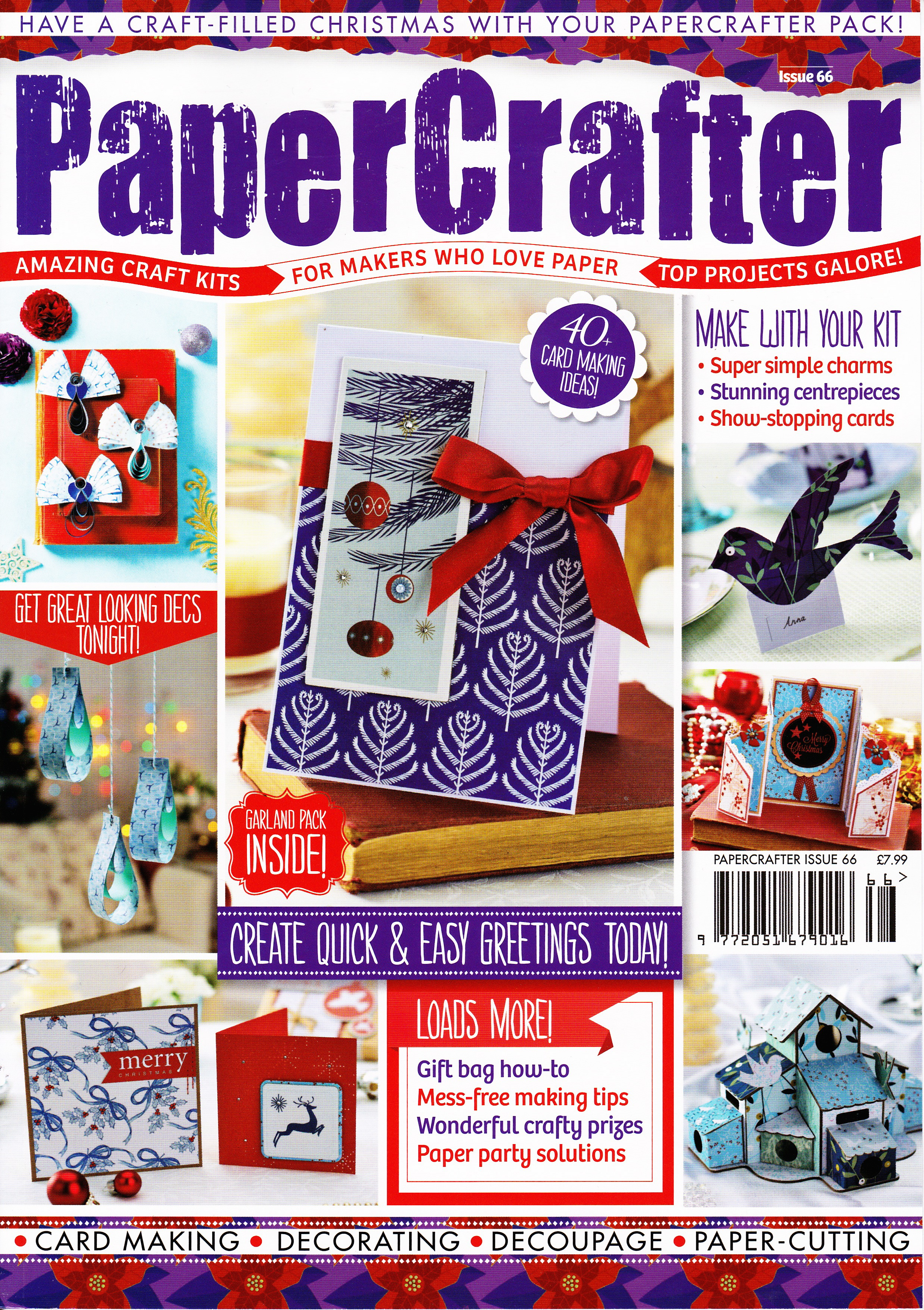 PaperCrafter magazine – Issue 66
